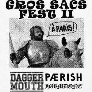 GROS SACS FEST 2 @ Gibus Live - PARIS