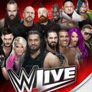 WWE LIVE @ Arena du Pays d'Aix - LES MILLES