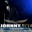 Concert JOHNNY LIVE - TOUR 66