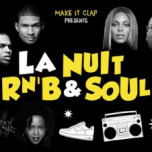 La Nuit Rap & Trap Ft. Encore Au Wanderlust
