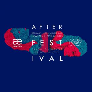 Billets AFTER PARTY - Festival To Gaether // Ed. 2 - Le Nouveau Casino