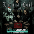 Concert LACUNA COIL + THE OLD DEAD TREE