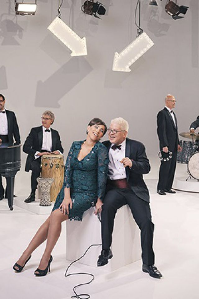 Billets PINK MARTINI - CYRIL MOKAIESH - THEATRES ROMAINS DE FOURVIERE