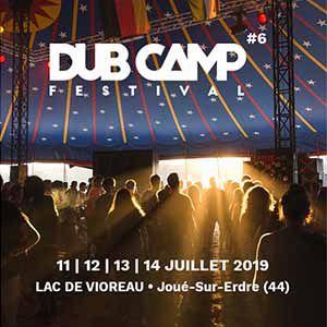 Dub Camp Festival 2019 - Pass 4 Jours
