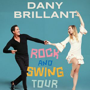 DANY BRILLANT @ AMPHITHEATRE CITE INTERNATIONALE - LYON