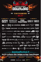 DOWNLOAD FESTIVAL 2018 - PASS VENDREDI