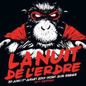 FESTIVAL LA NUIT DE L'ERDRE - PASS DEUX JOURS @ PARC DU PORT MULON - NORT SUR ERDRE