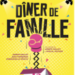 Théâtre Dîner de famille