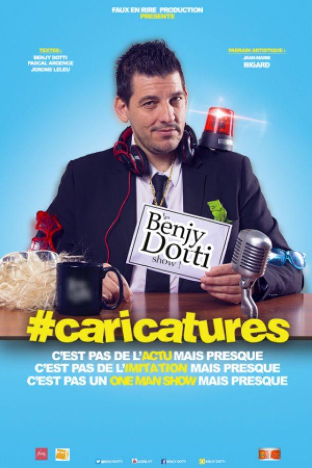 #Caricatures @ Théâtre des Grands Enfants - Grand Théâtre - CUGNAUX