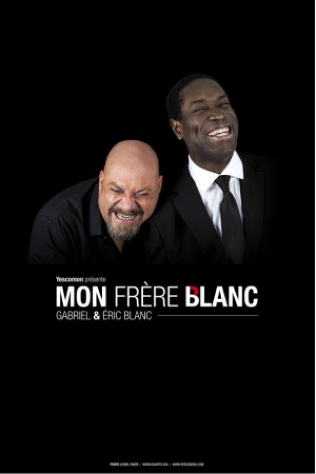 Mon frère blanc @ Théâtre le Colbert  - TOULON