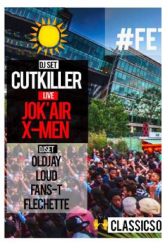 Soirée Hip-Hop Celebration avec Cut Killer, X-Men (live), Jok'Air (live) à PARIS @ Wanderlust - Billets & Places