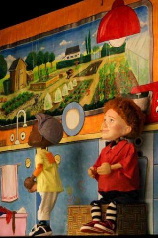 Billets Grabuge dans le frigo ! - Théâtre de Jeanne