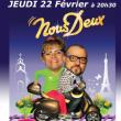 Spectacle Nous deux à CUGNAUX @ Théâtre des Grands Enfants - Grand Théâtre - Billets & Places