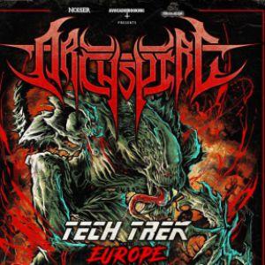 Archspire, Beneath The Massacre, Vulvodynia & Inferi   Toulouse