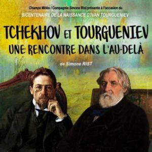 Tchekhov Et Tourgueniev, Une Rencontre Dans L'au-Delà