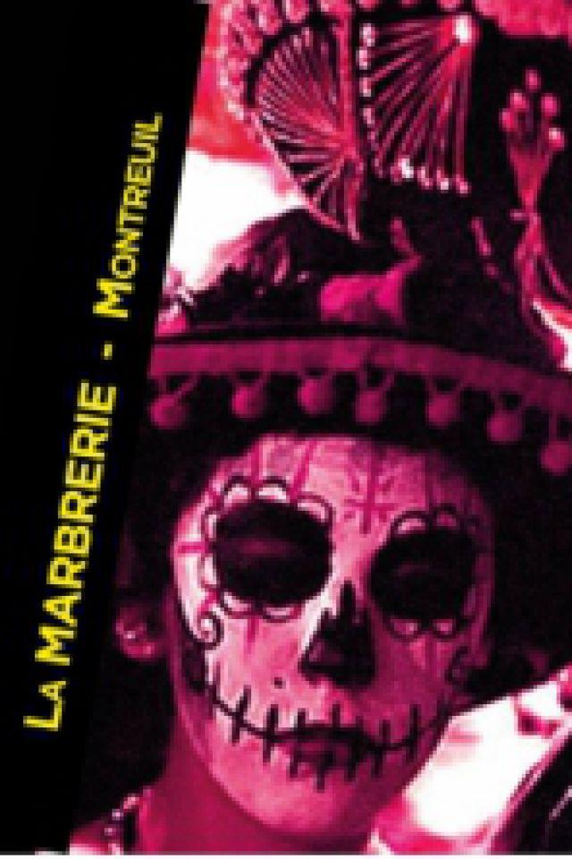 La Nuit des Disco Zombies @ La Marbrerie - MONTREUIL