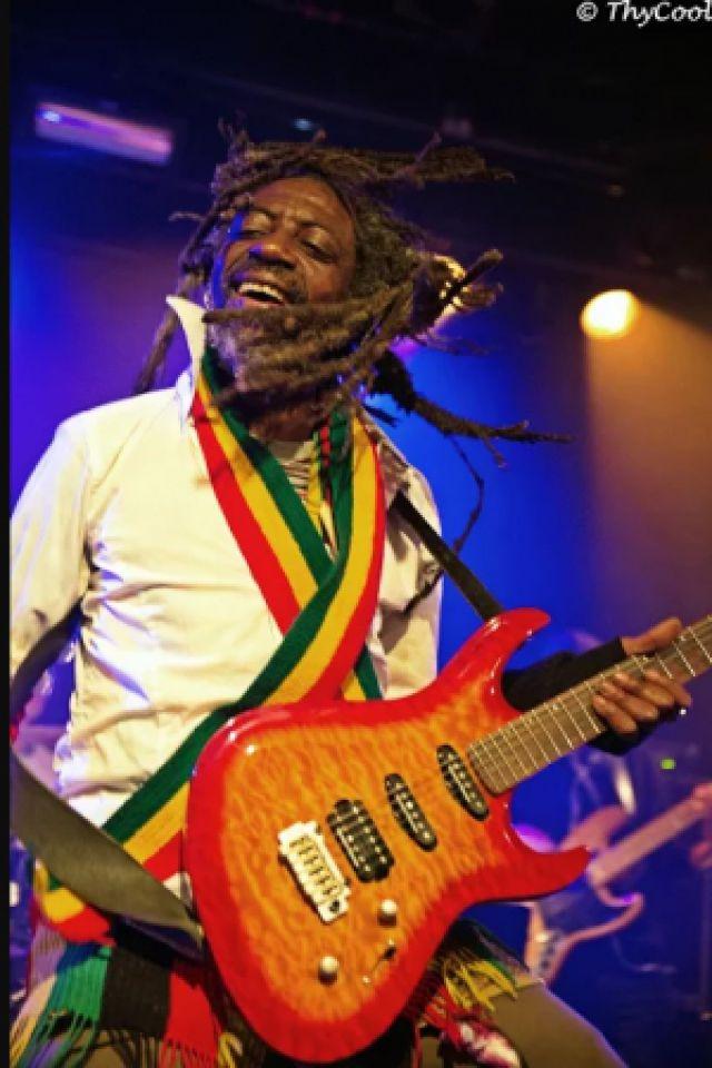 Jah Prince & the Prophets @Virtuoz Club vendredi 06/10/17 @ Le Virtuoz Club - VILLENEUVE LA GARENNE