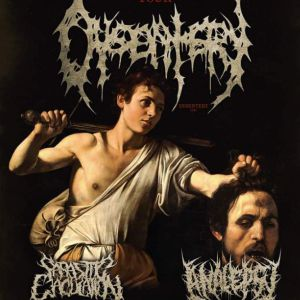 Dysentery + Analepsy + Parasitic Ejaculation + Pray For Pain