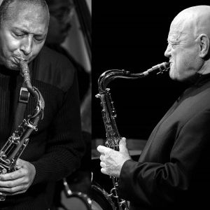 Don Menza & Ralph Moore ?Stan Getz-Sonny Rollins Project""