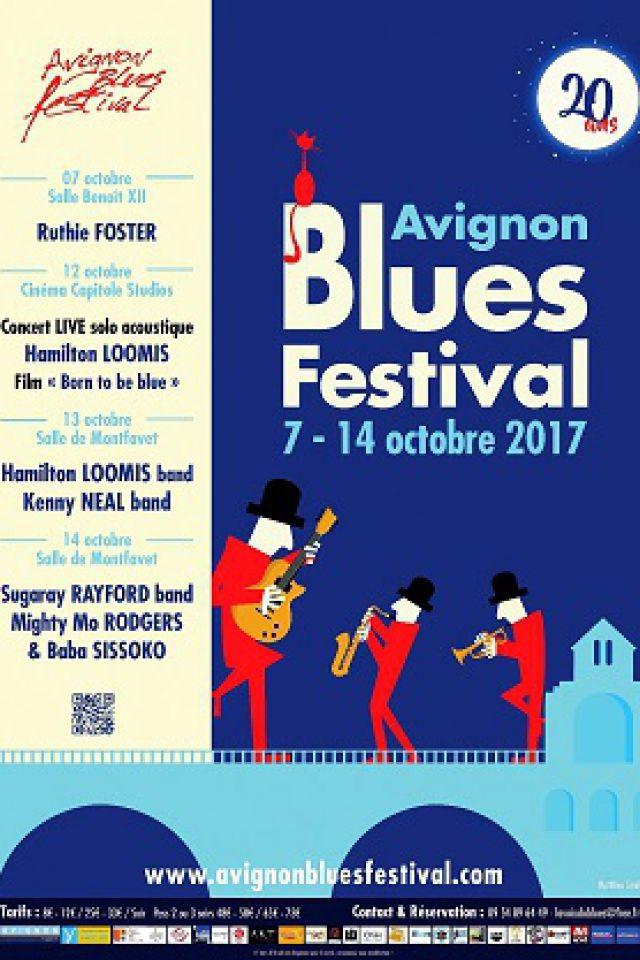 AVIGNON BLUES FESTIVAL - 1er soir @ Salle Benoît XII - AVIGNON