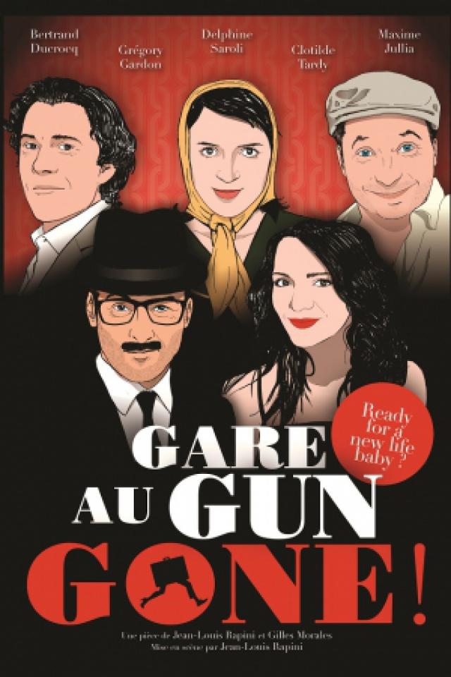 Gare au gun Gone ! @ Le Galet (assis) - REYRIEUX