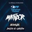 Concert OFF Fabulous Festival : PLEIN PHARE invite MATADOR & friends à RAMONVILLE @ LE BIKINI - Billets & Places