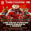 Concert Los Tres Puntos x Goulamas'K