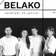 Concert Belako à PARIS @ Badaboum - Billets & Places