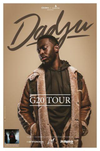 Concert DADJU à Marseille @ Le Dôme - Billets & Places