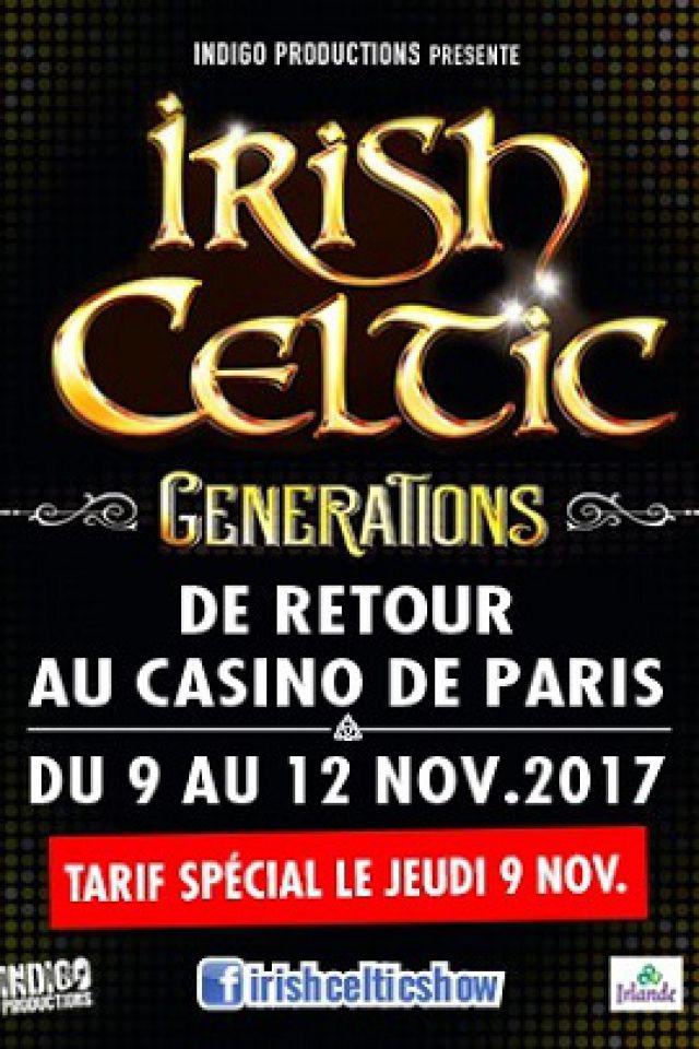 IRISH CELTIC @ Casino de Paris - Paris