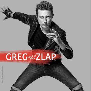 "Greg Zlap ""Rock It Tour"""