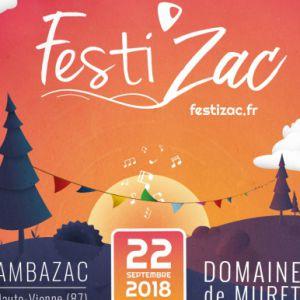 Festival FESTI'ZAC @ Domaine de Muret - AMBAZAC