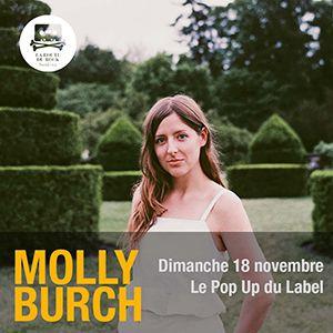 Molly Burch @ Le Pop Up du Label - PARIS