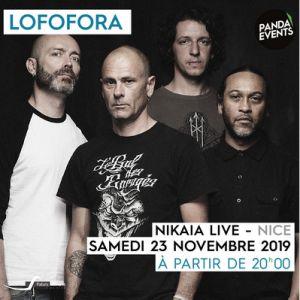 Lofofora - 23 Novembre - Nikaïa Live - Nice