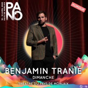 Benjamin Tranié Au Théatre De Morlaix