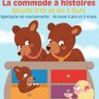 Spectacle Commode à histoires Boucle d'or et les trois ours