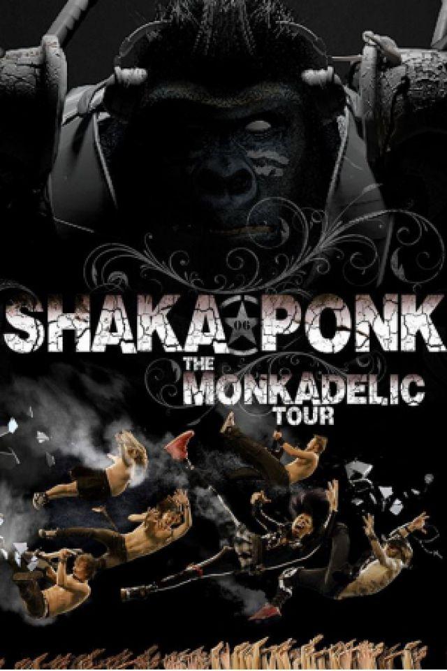 Concert SHAKA PONK à Saint Herblain @ ZENITH NANTES METROPOLE - Billets & Places