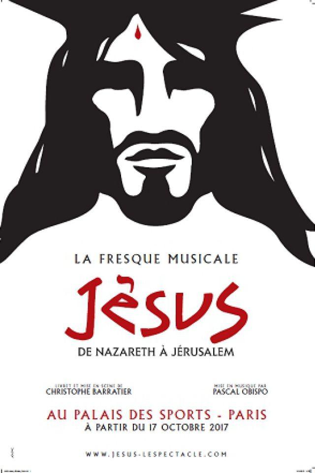 JESUS  @ Palais des Sports - Paris