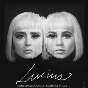 LUCIUS @ THEATRE LES ETOILES - Paris