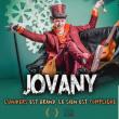 Spectacle JOVANY - L'univers est grand, le sien est complique