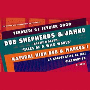 Bat Records Release: Dub Shepherds & Jahno