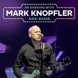 Concert MARK KNOPFLER - FESTIVAL DE NIMES 2019