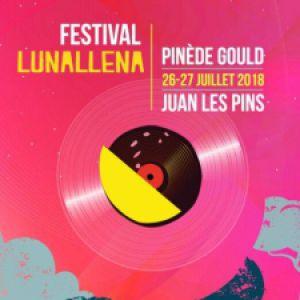 LUNALLENA 2018 - PASS 2 JOURS @ La Pinède Gould  - Antibes Juan les Pins