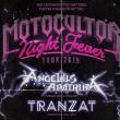 Concert MOTOCULTOR NIGHT FEVER ! Angelus Apatrida & Tranzat