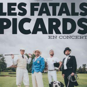 Les Fatals Picards Dans Le Cadre Du Festival Ouvre La Voix