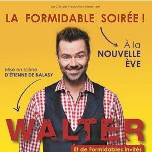 WALTER - La formidable soirée @ La Nouvelle Eve - Paris