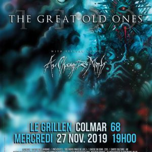 The Great Old Ones + Au Champ Des Morts