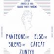 Soirée Pantéone Release Party à Paris @ Le Nouveau Casino - Billets & Places
