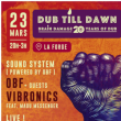 Concert BRAIN DAMAGE 20 ANS/OBF/ZENZILE/VIBRONICS à LE CHAMBON FEUGEROLLES @ LA FORGE - Billets & Places
