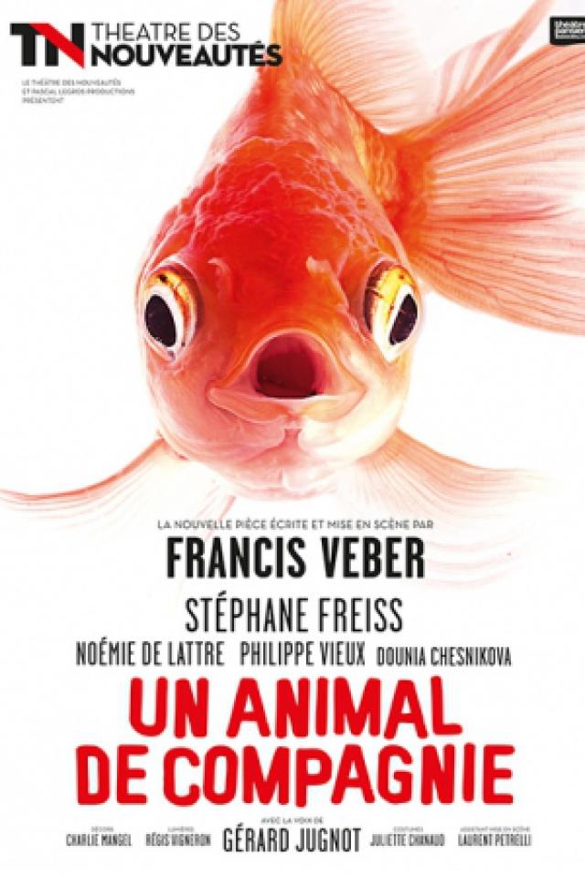 UN ANIMAL DE COMPAGNIE @ Théâtre Sébastopol - LILLE